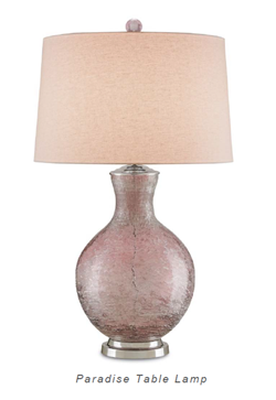 Currey & Company - Paradise Table Lamp