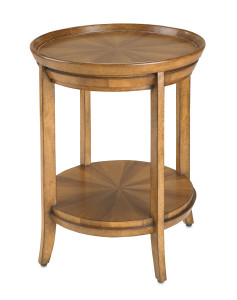 The Claude occasional table is symmetry personified