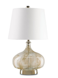 Currey & Company Polonaise table lamp for her
