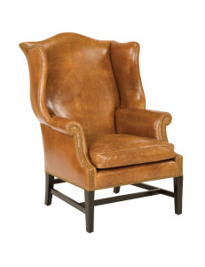 Our Kingswood Chair looks as if it was made for him