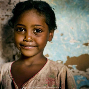 Unicef is a globally recognized agency