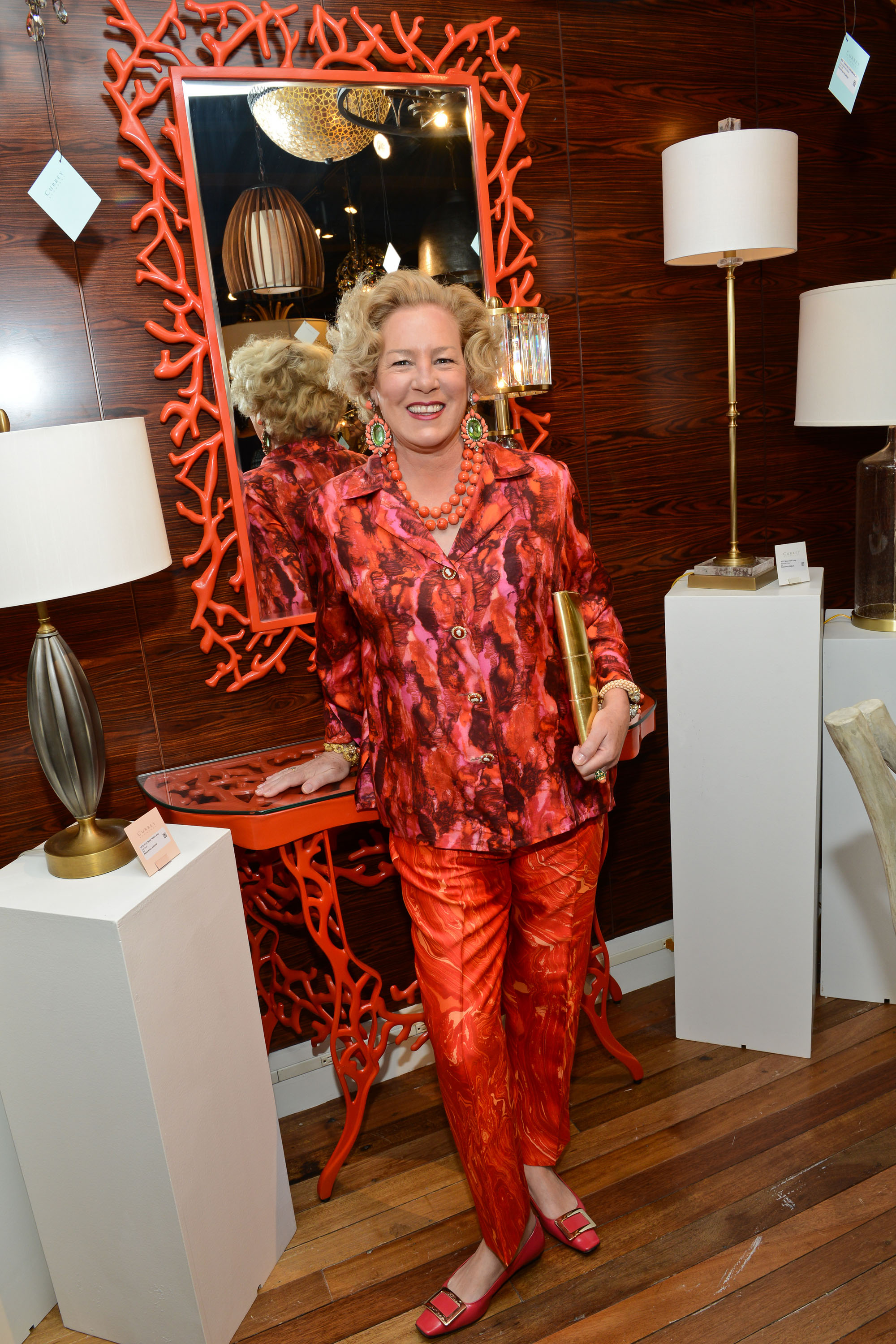 Marjorie Skouras at the NYDC