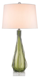the Zephyr table lamp was popular