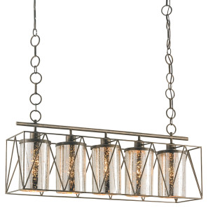 one of our best received products was the Marmande Rectangular chandelier
