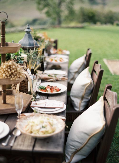 The Last of the Summer Wine: End of Summer Entertaining