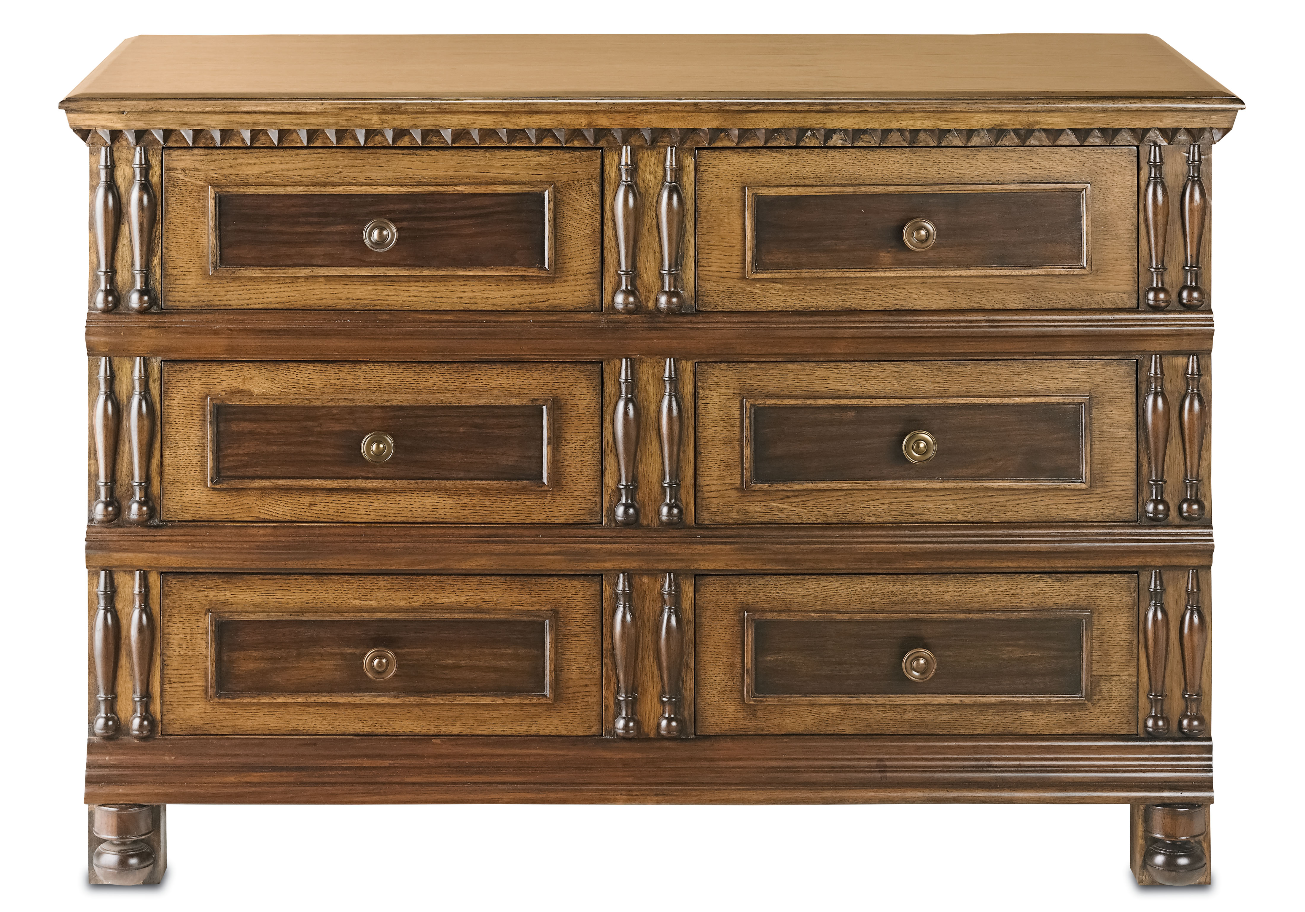 The design of the Tappahannock chest was inspired by the Winterthur archives