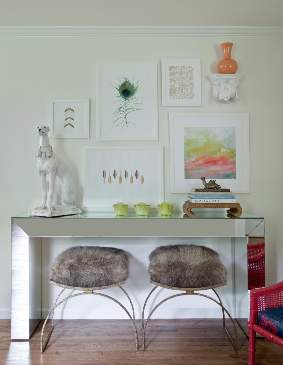 Palm Beach chic includes whimsy
