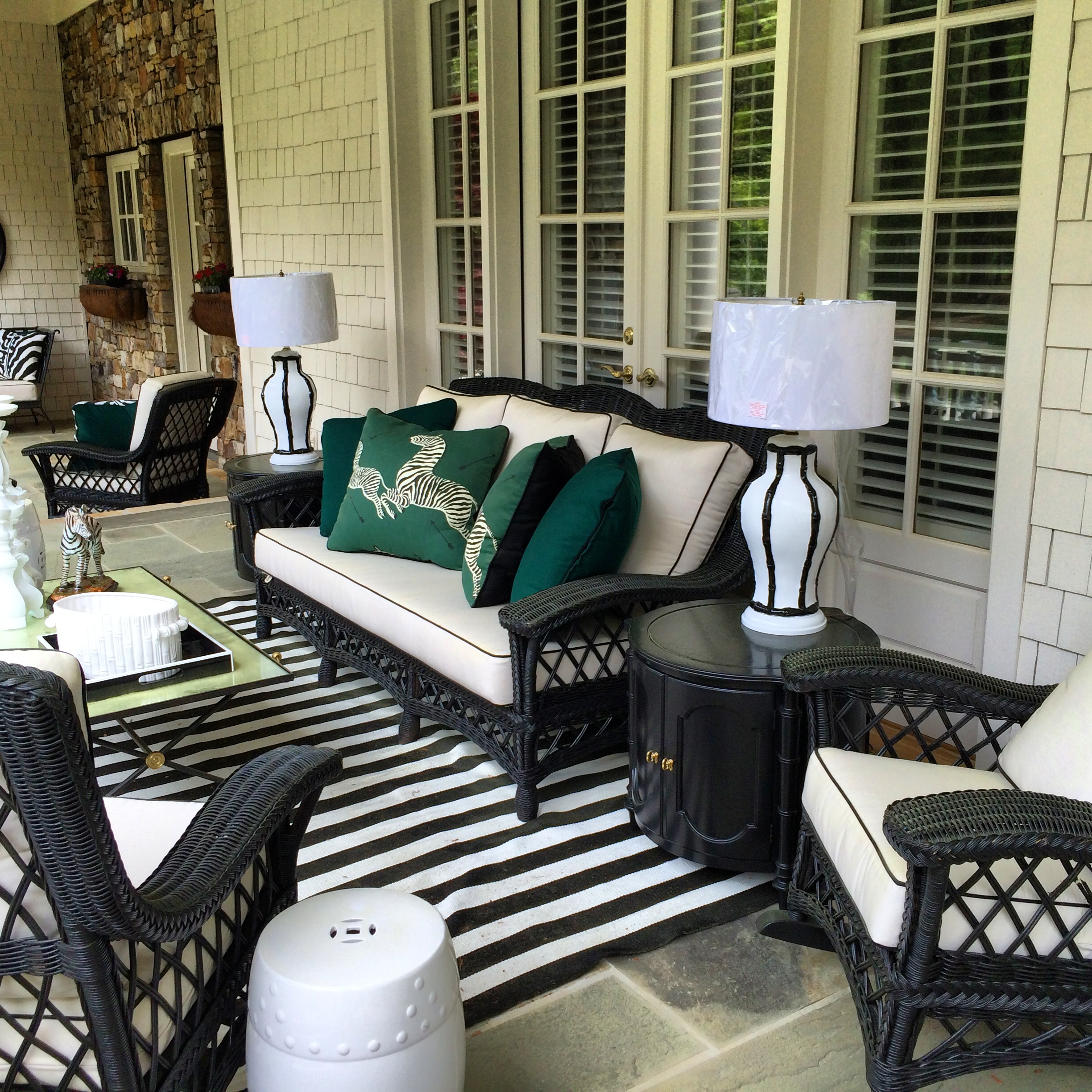Palm Beach is all about outdoor living