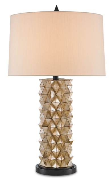 Currey and Company's Cloister table lamp