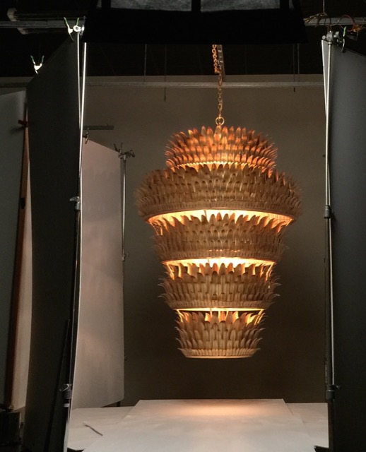 Currey and Company's Havana Grande Chandelier