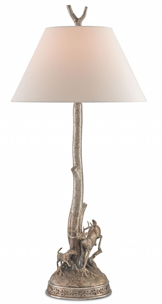 Stag Table Lamp by Currey and Company