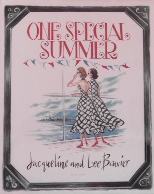 Cover of Jackie and Lee Bouvier's One Special Summer