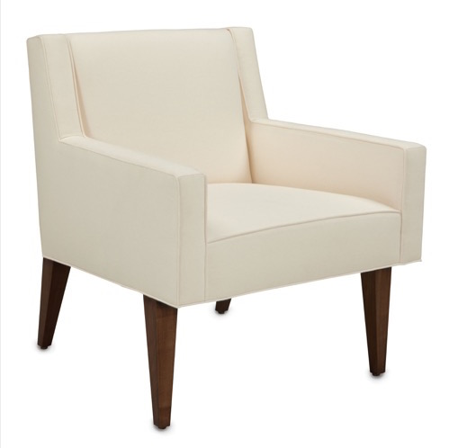 Currey and Company introduces the Sullivan armchair