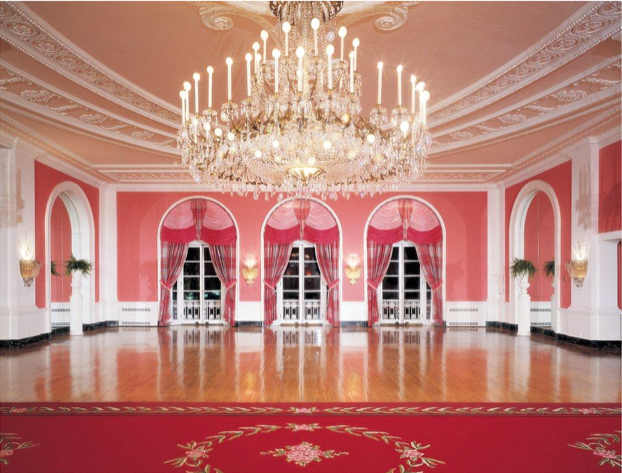 The Cameo Ballroom at Greenbrier