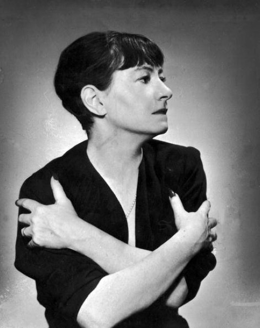 Author, Screenwriter, Poet Dorothy Parker