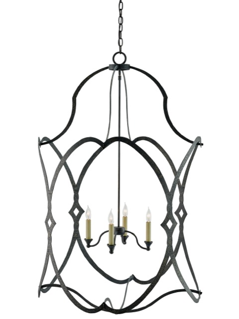 Currey and Company's large Charisma Lantern