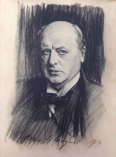 John Singer Sargent's portrait of Henry James