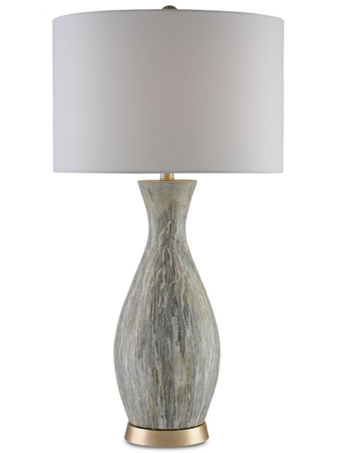 Rana table lamp by Currey and Company