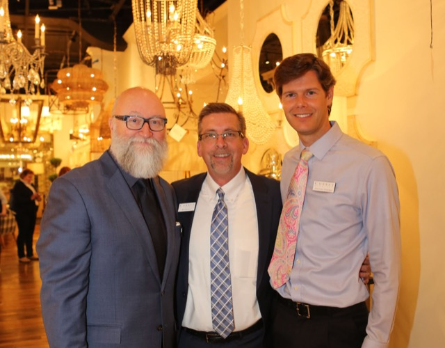 Cecil Adams with Bob Ulrich and Jonathan Freeman