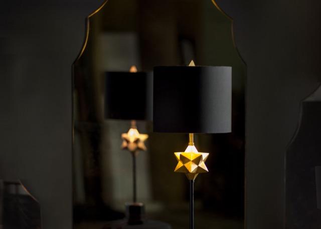 Currey and Company daystar table lamp