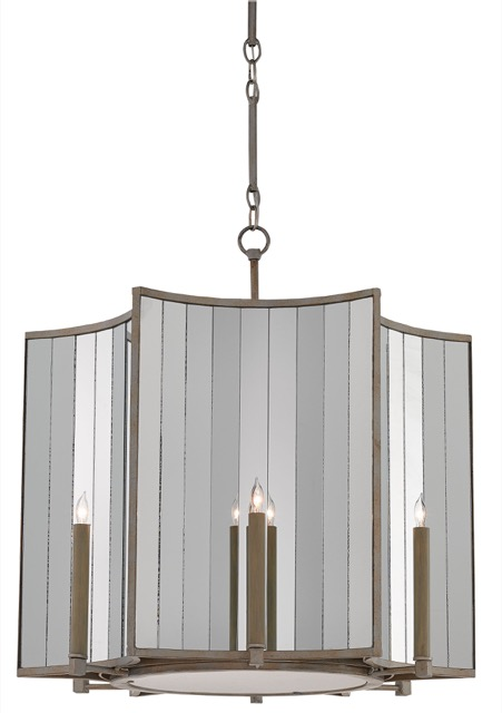 Currey and Company Jubilee chandelier