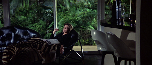 Anne Bancroft in den in The Graduate