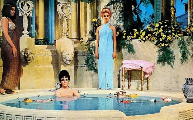 Cleopatra's Sultry Palace 1963 Film