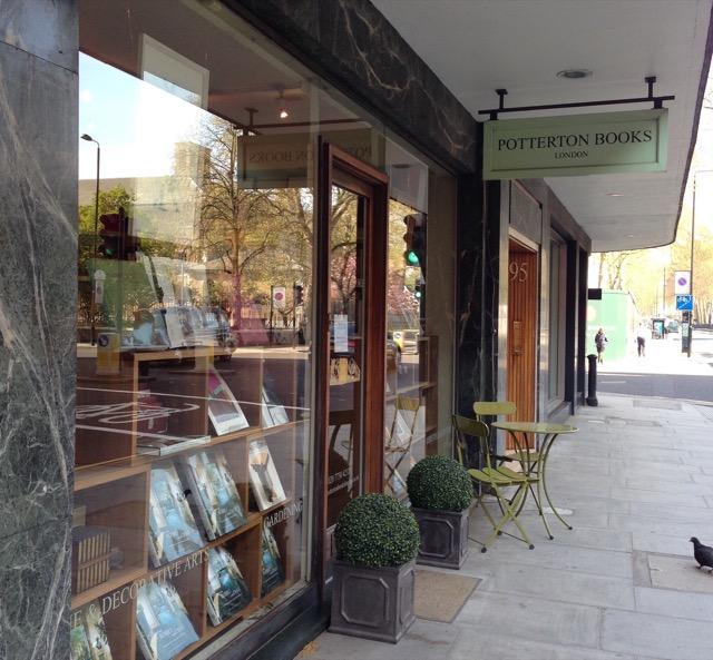 Potterton Books in Sloane Square