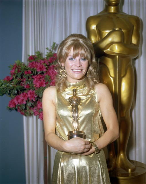 A fine finish for Oscar winner Julie Christie