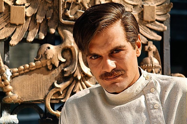 Omar Sharif had a fine finish of an acting career