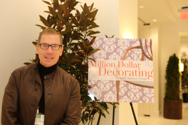 James Swan at High Point Market