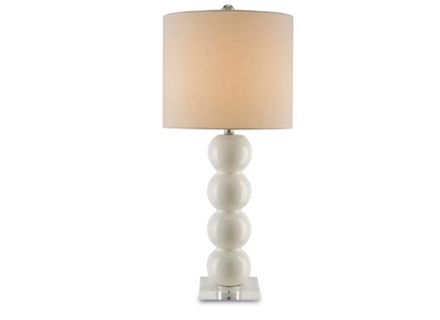 Caroline table lamp Currey and Company