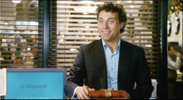 Jasper Bloom played by Rufus Sewell