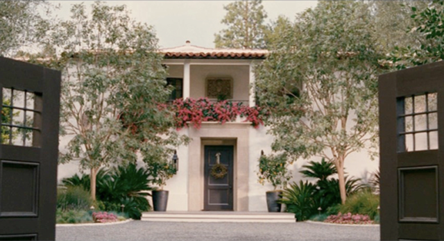 The Holiday Los Angeles home