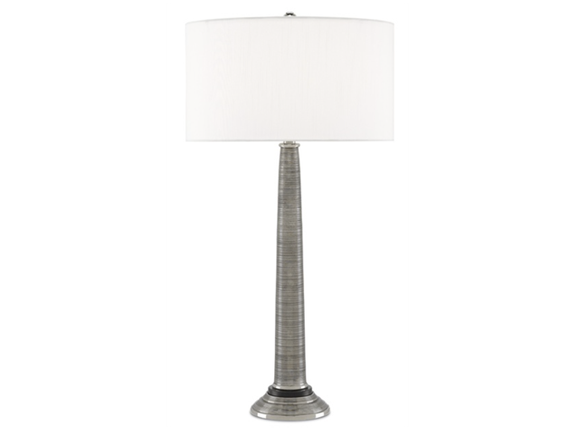 Spire table lamp Currey and Company