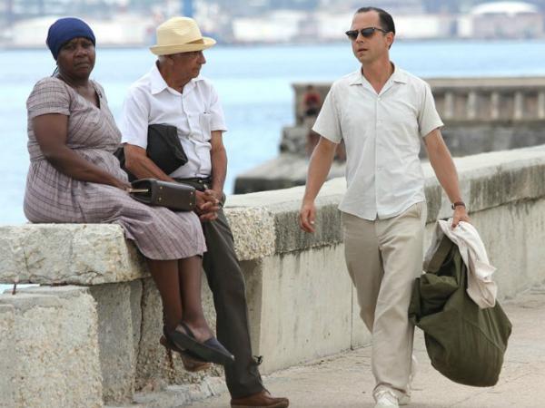Giovanni Ribisi in Papa Hemingway in Cuba