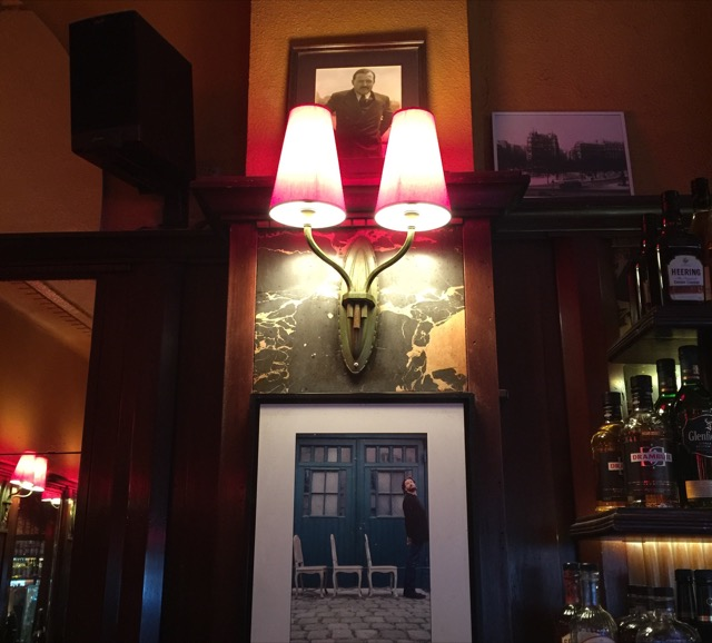 Photo of Hemingway La Closerie des Lilas