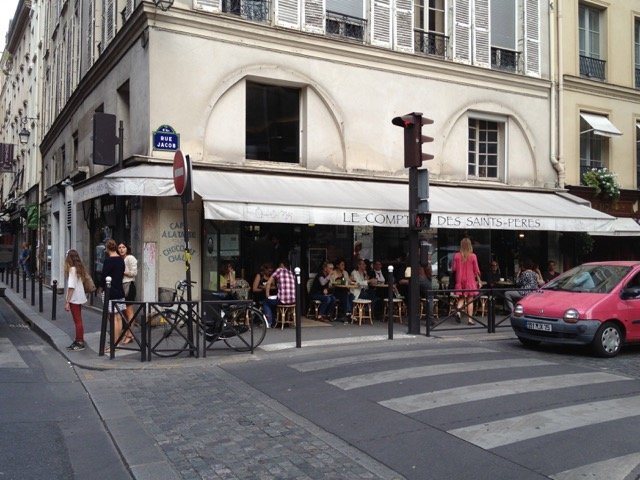 Le Comptoir des Saints-Peres Paris