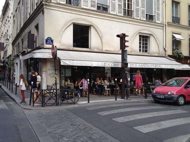 Le Comptoir des Saints-Peres Paris