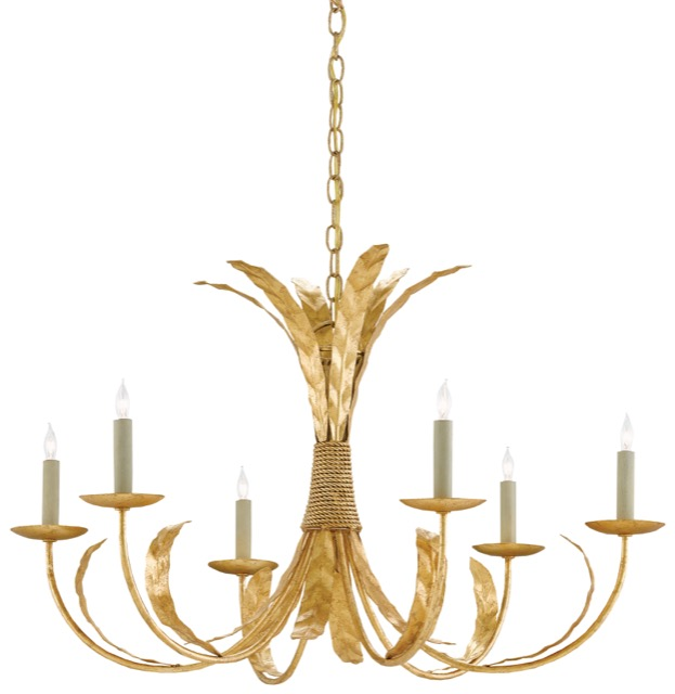 Currey and Company Bette Chandelier debuts at Spring Market