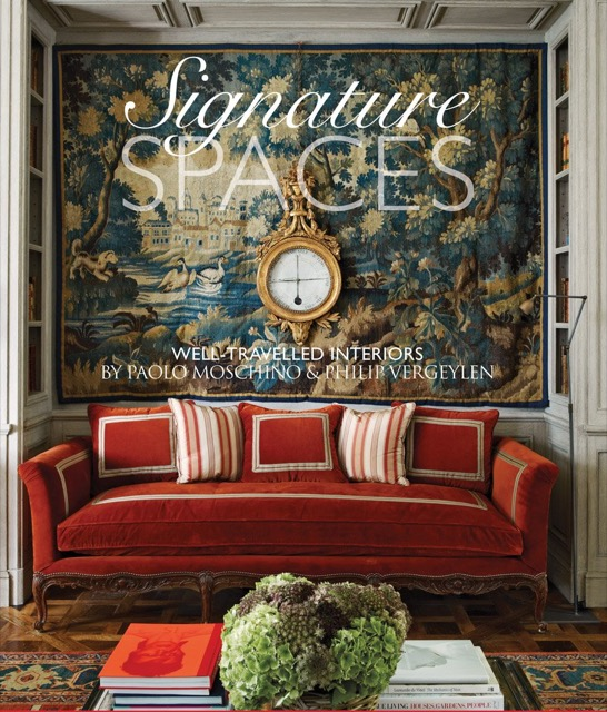 Signature Spaces is a fabulous book chock full of historical design references