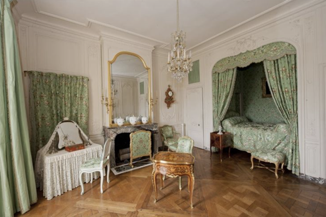 Madame de Pompadour apartments Versailles