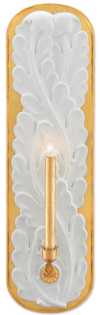 Gold Weslyn Wall Sconce CurreyCo
