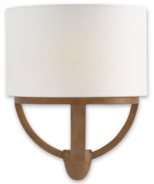 Currey & Company Axel One wall sconce