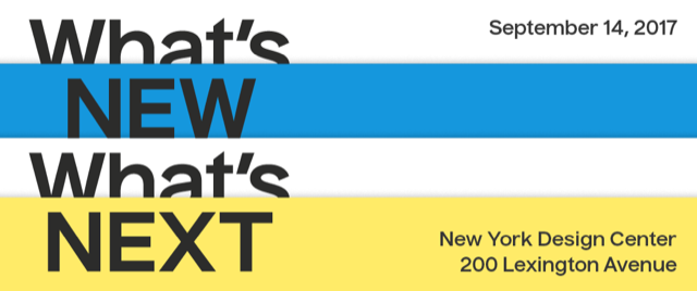 What's New What's Next Logo