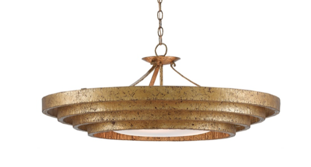 Belle chandelier designed by Bunny Williams
