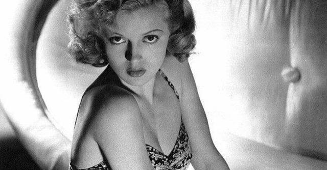 film star Lana Turner Hollywood legacies
