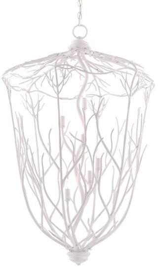 Currey & Company Burdock chandelier