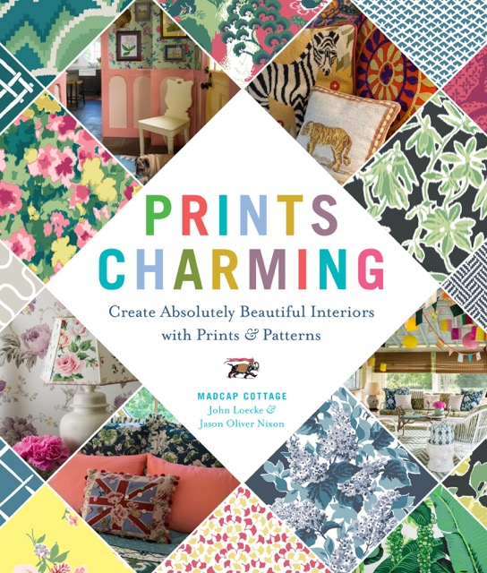 Booksigning for Prints Charming at Currey & Co