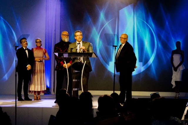 Currey Wins one of the Chandelier Awards